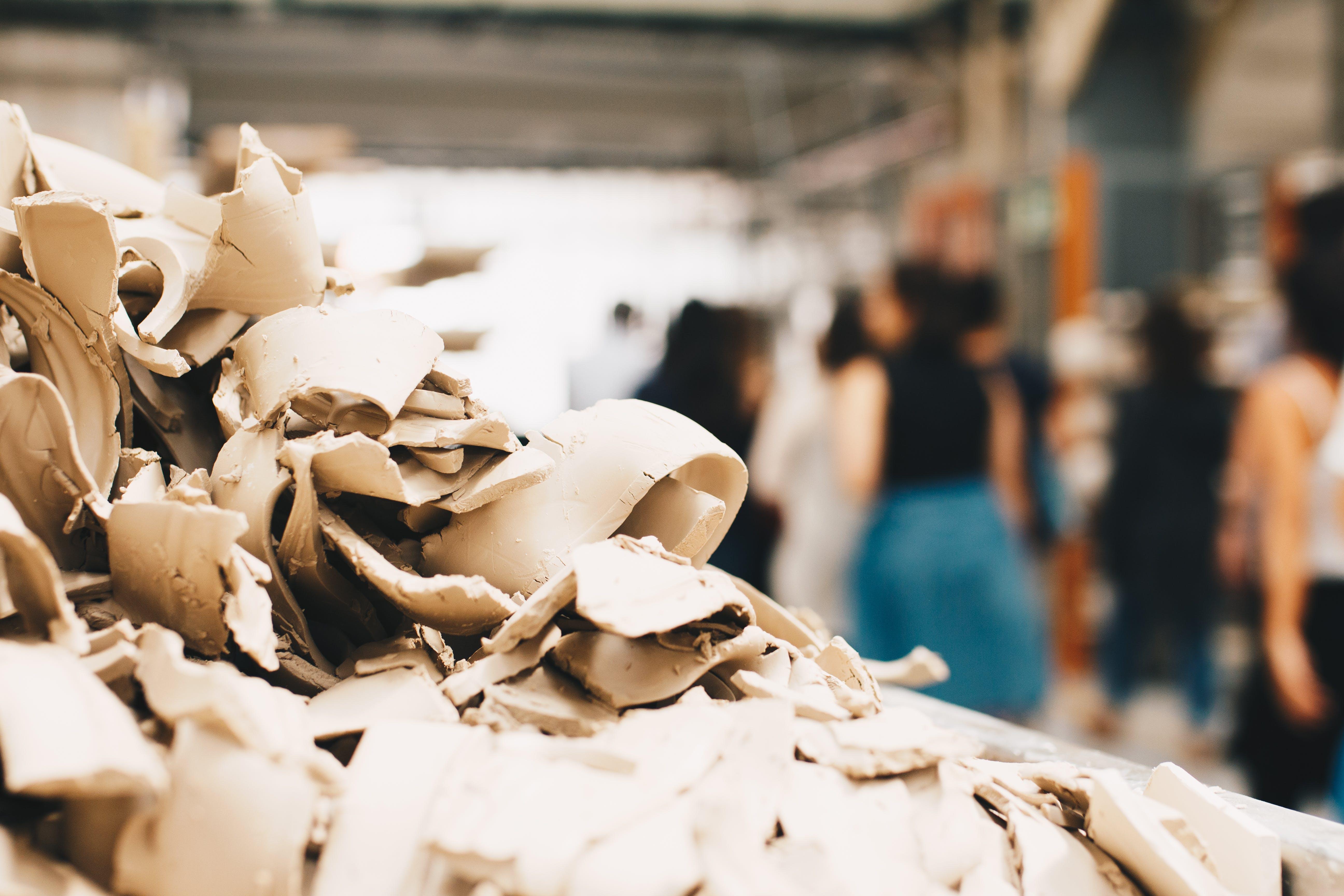 Free stock photo of clay, creation, creative, creative process