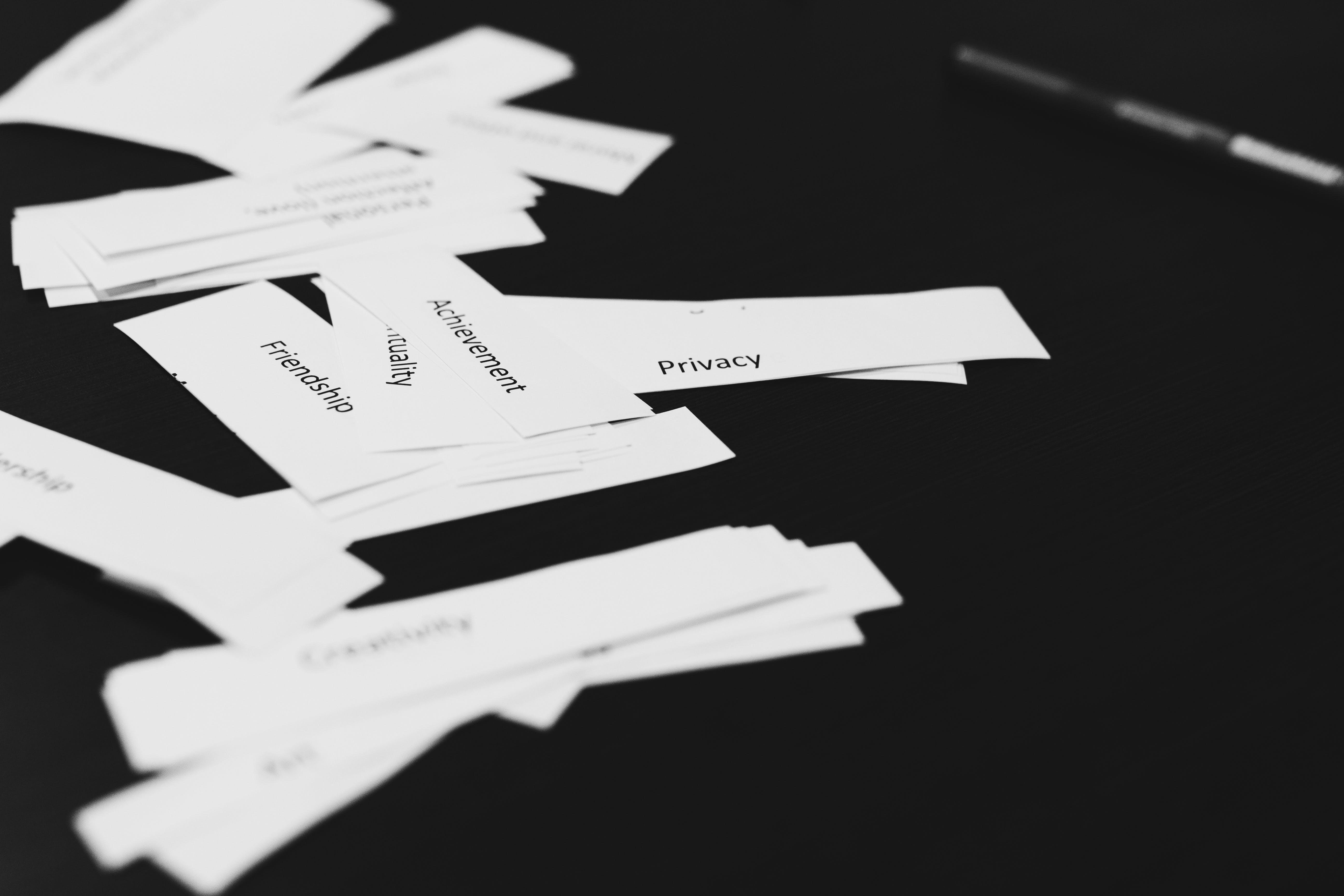 Základová fotografie zdarma na téma brainstorming, kreativní, přátelství, slova