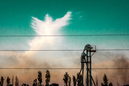 Free stock photo of angel, cloud, clouds, colors