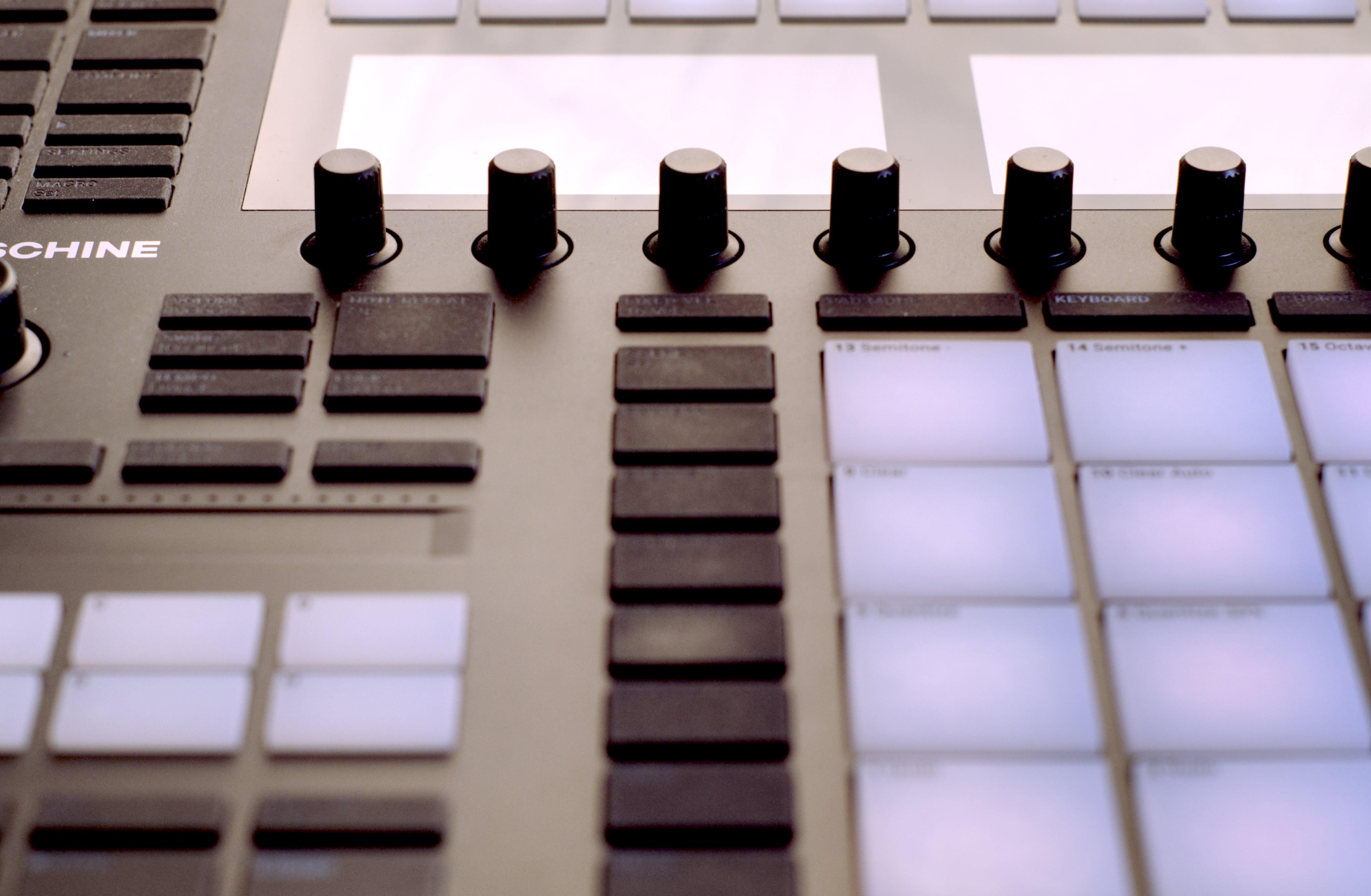 Free stock photo of Maschine, music, musical instrument