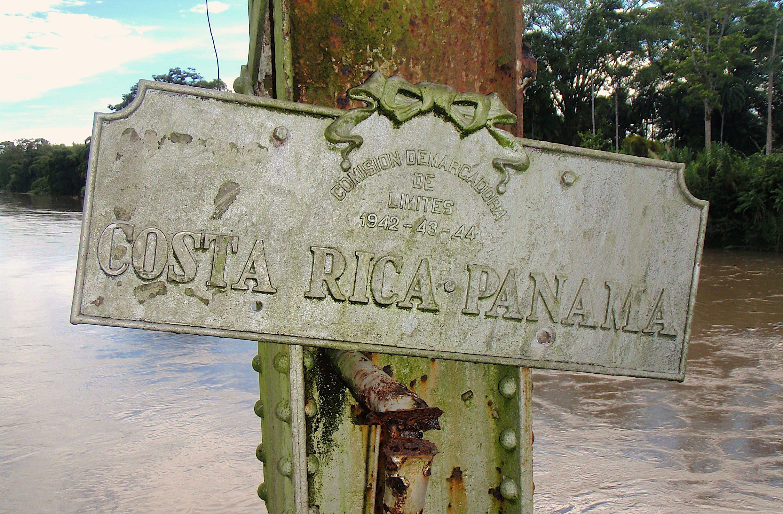 Free stock photo of border, bridge, Costa Rica, countries