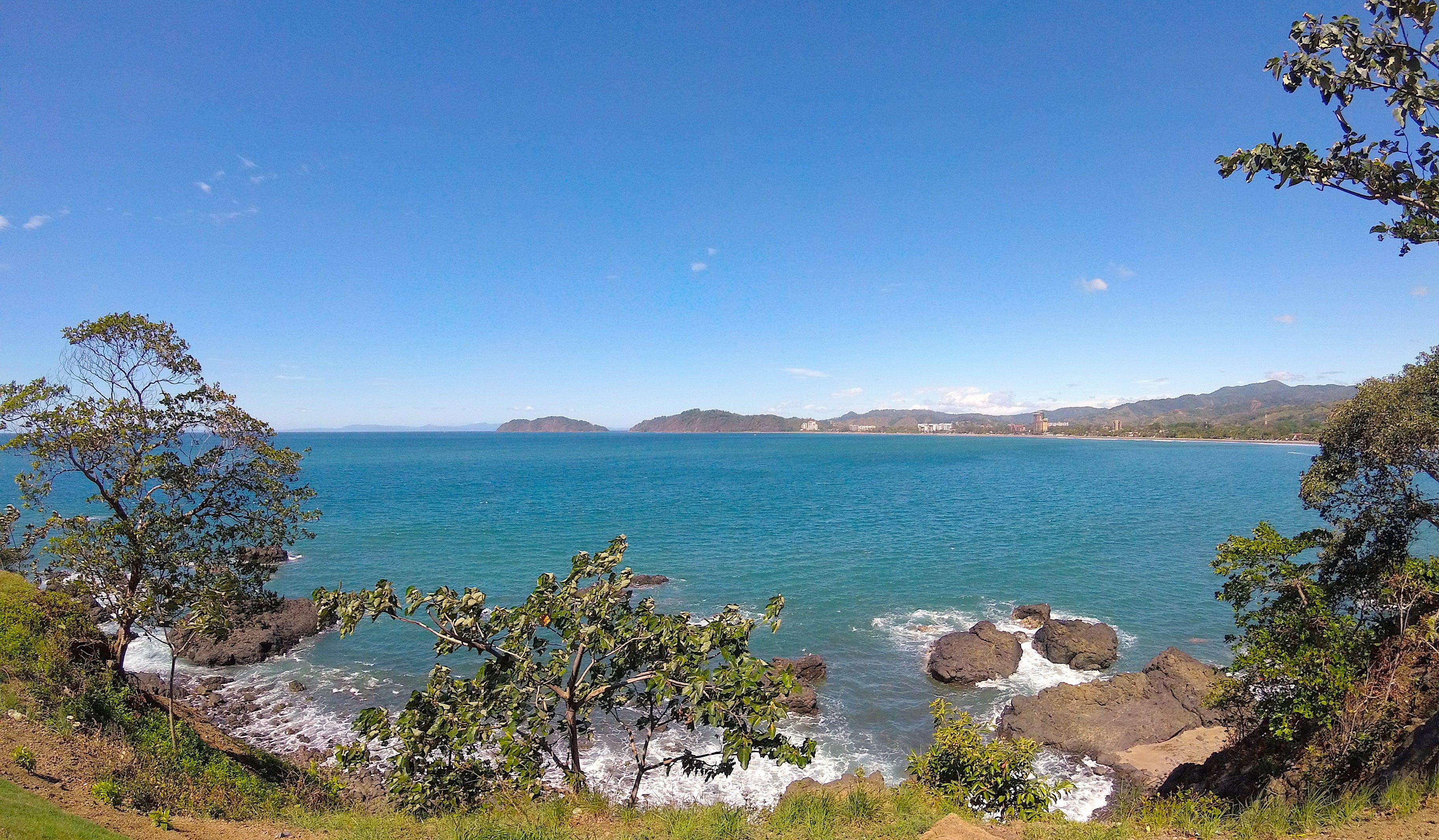 Free stock photo of bay, rocks, sea, view