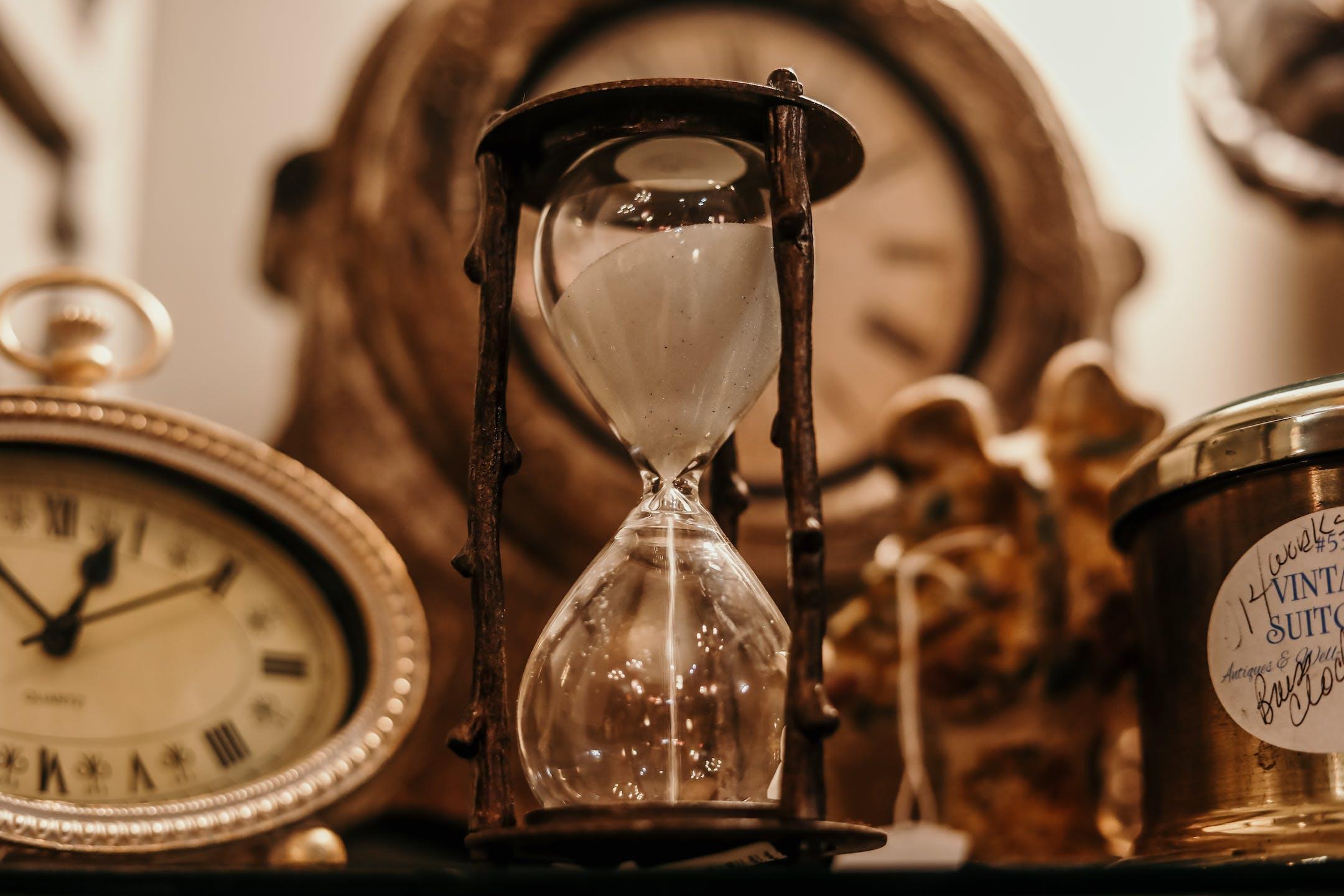 Harusnya waktu bisa diundur.