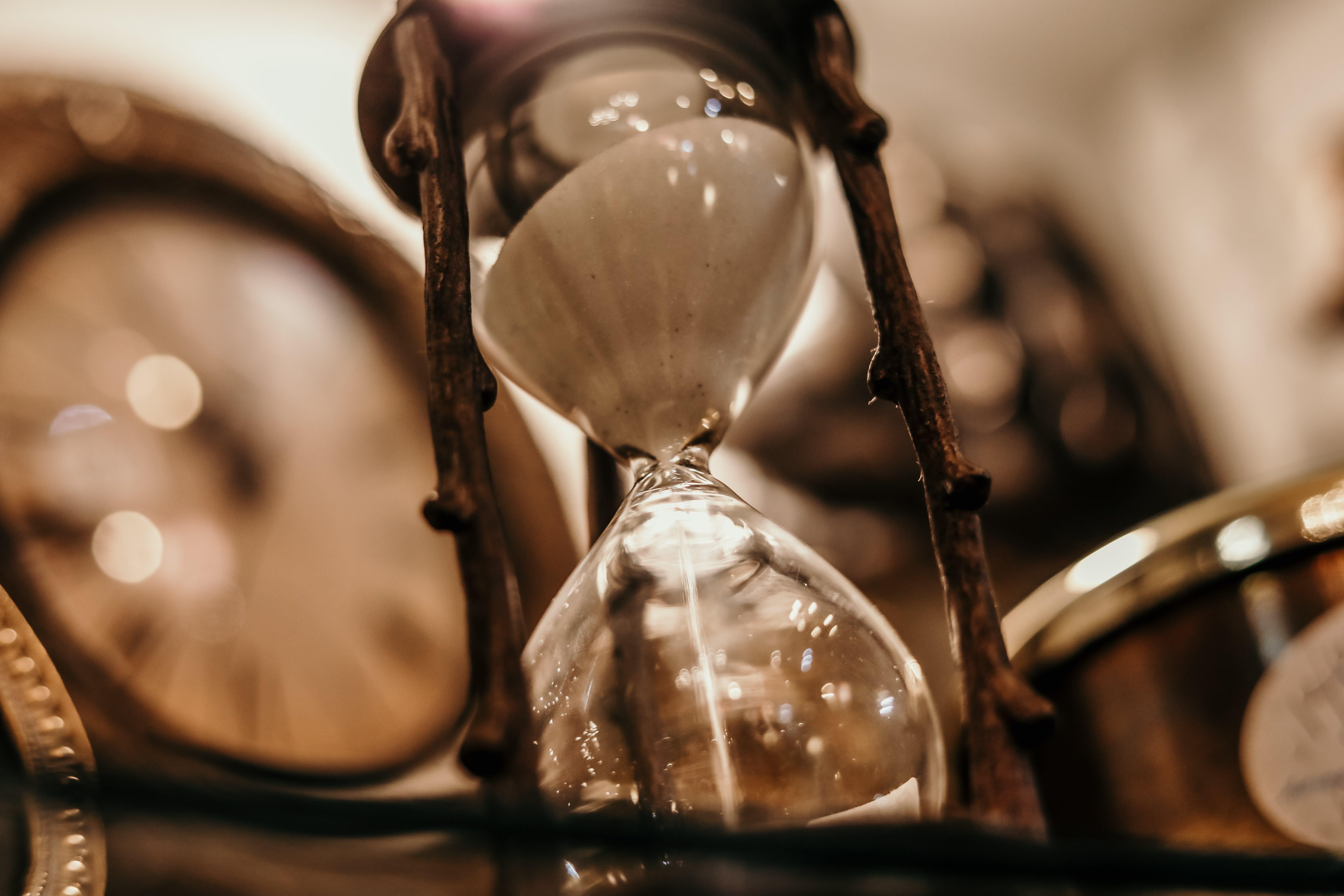 Základová fotografie zdarma na téma čas, časovač, dřevěný, hodinky
