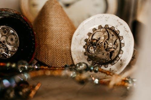 Imagine de stoc gratuită din angrenaje, antichitate, bijuterie, brățară