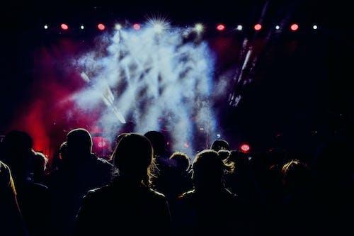 Kostnadsfri bild av konsert, människor