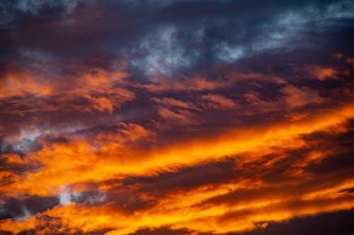 多雲的, 天堂, 天性, 天空 的 免费素材照片