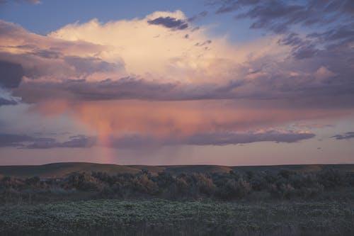 Základová fotografie zdarma na téma bouře, denní světlo, hora, hřiště