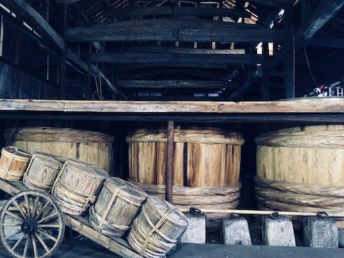 Ilmainen kuvapankkikuva tunnisteilla japani, japanilainen kulttuuri, soijakastike, tehdas