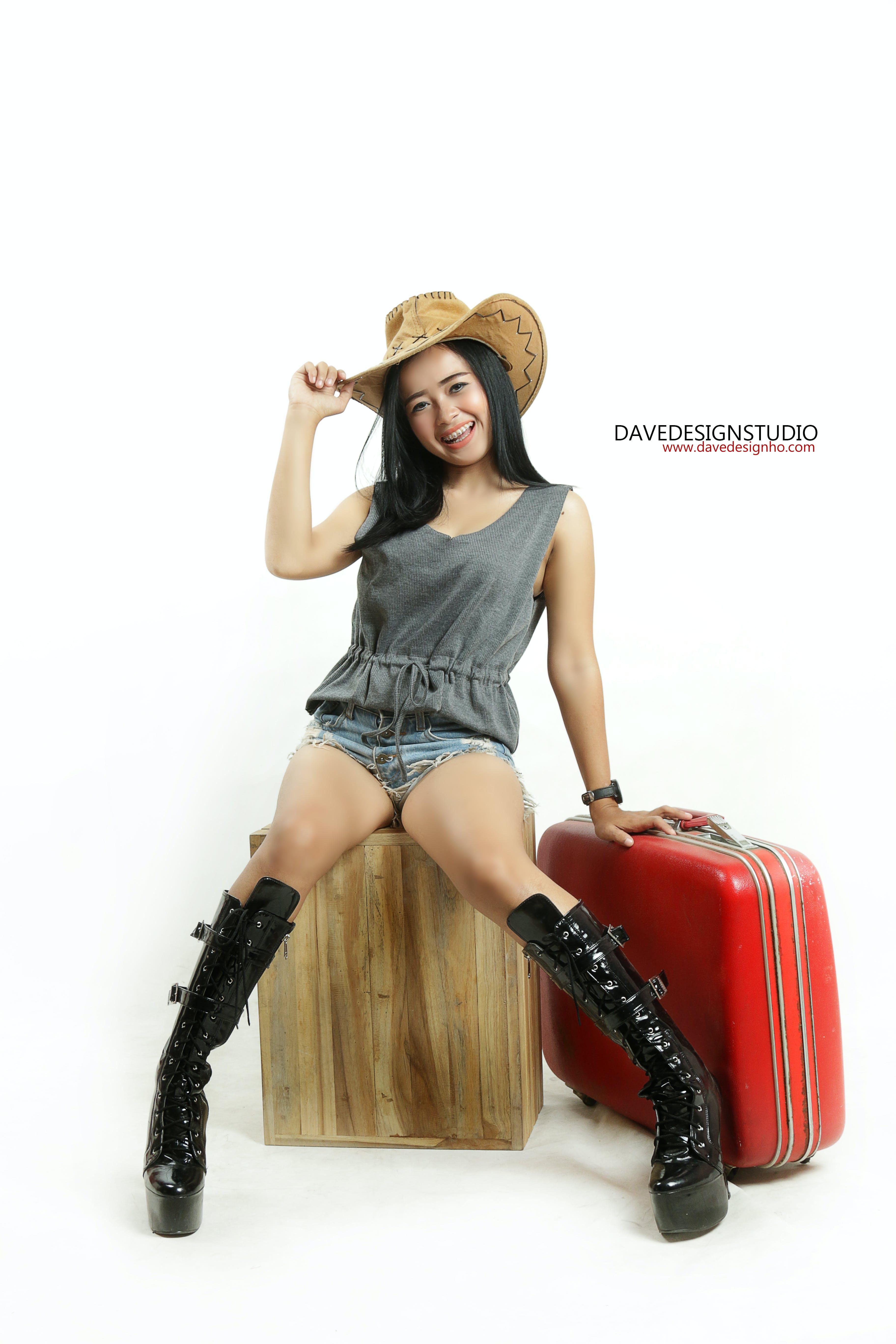 Free stock photo of outfit, shutio photoshoot