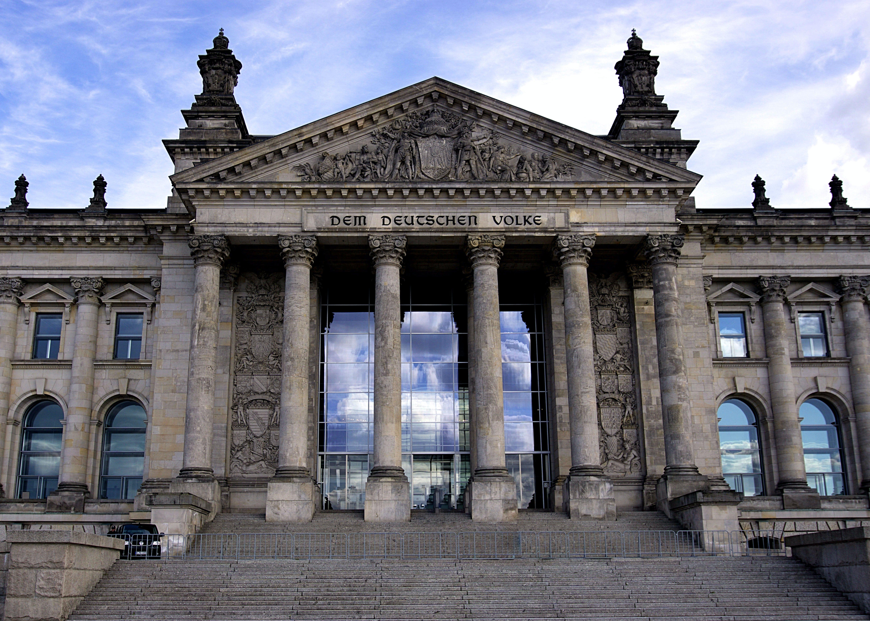 architecture, berlin, building