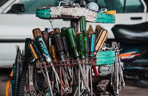 Ilmainen kuvapankkikuva tunnisteilla ajoneuvo, avaimet, mekaanikko, Työkalut