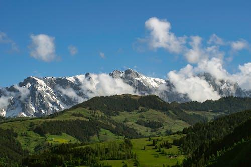 Ảnh lưu trữ miễn phí về alps, ánh sáng ban ngày, bắn góc cao
