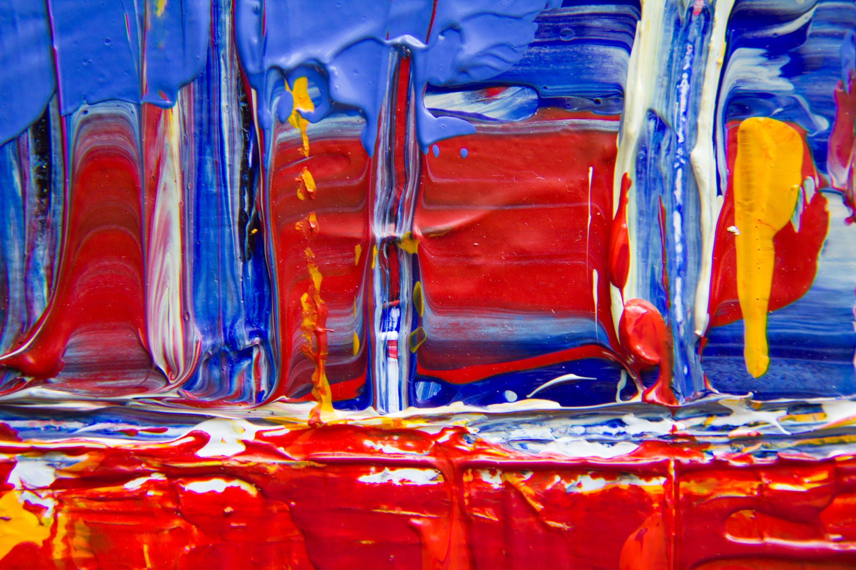 Kostenloses Stock Foto zu kunst, kreativ, malerei, abstrakt