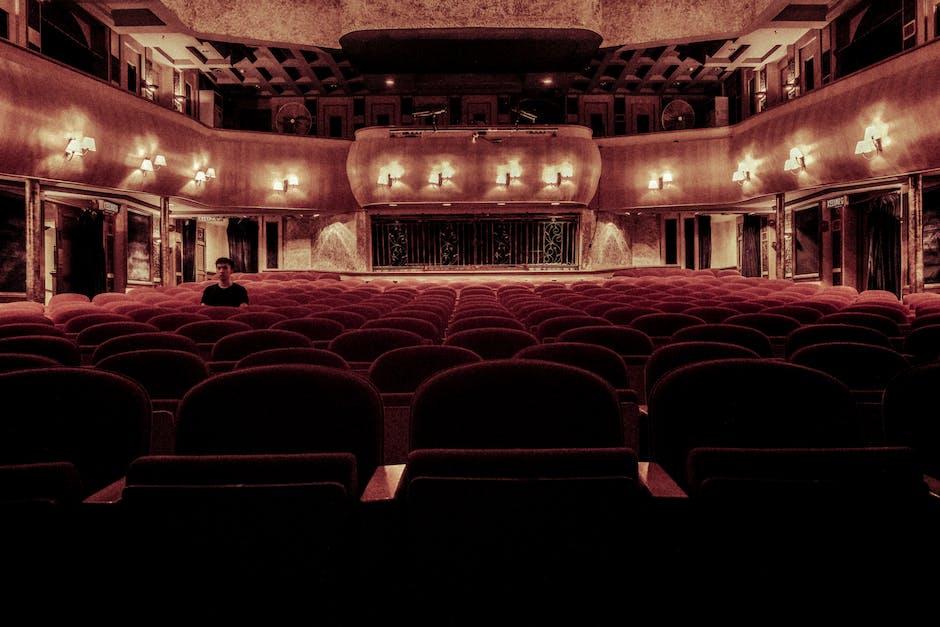 architecture, auditorium, chairs