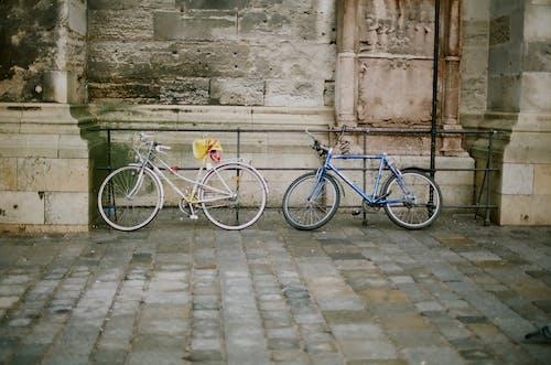 Free stock photo of 35mm, analog, analog camera, bicycle