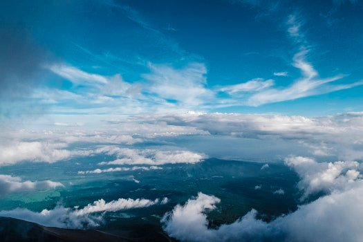Free Stock Photo Of Air Atmosphere Cloudiness