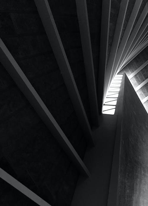 Immagine gratuita di architetto, bianco e nero, figure