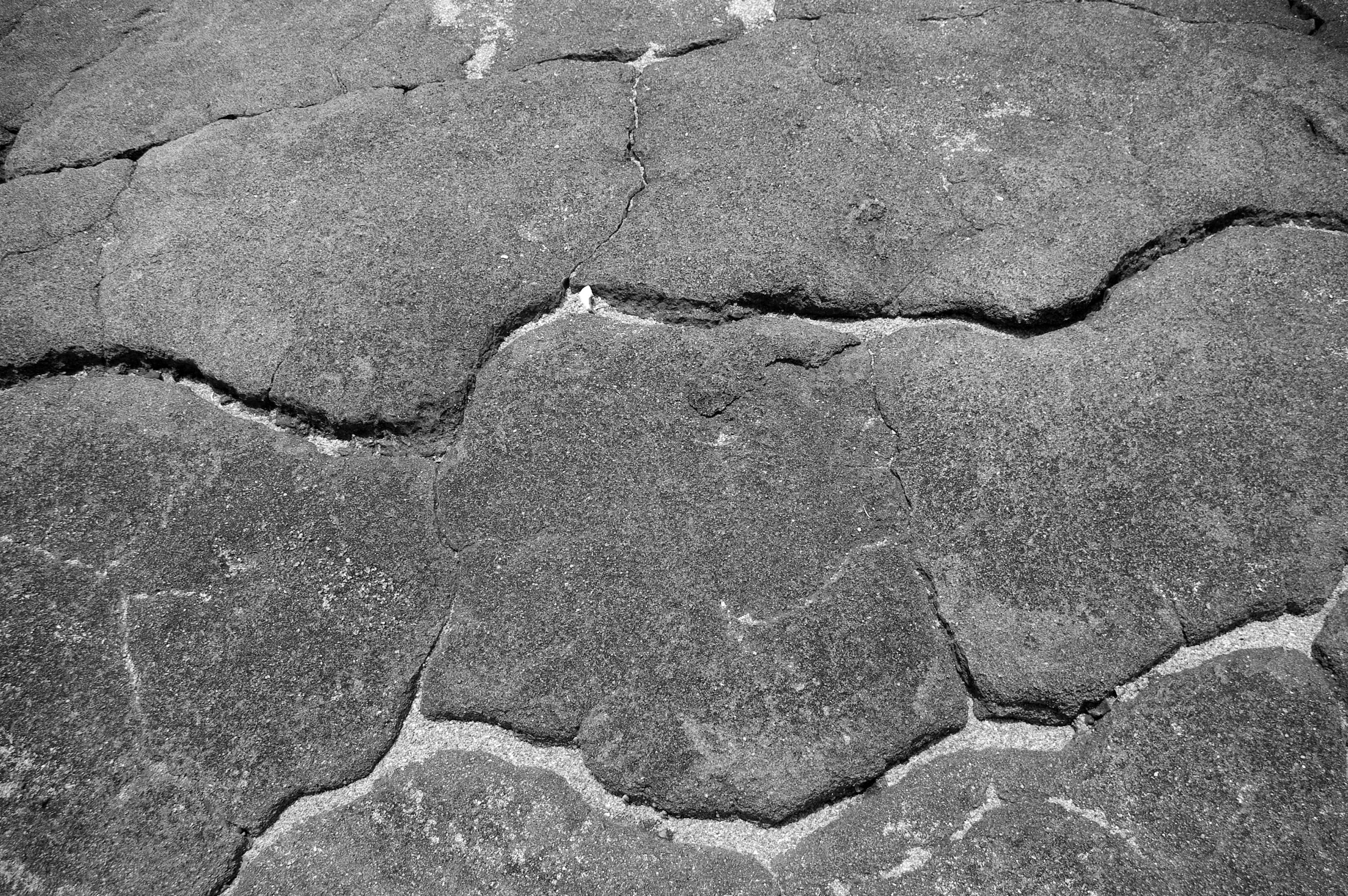 Free Stock Photo Of Black And White Pattern Rock