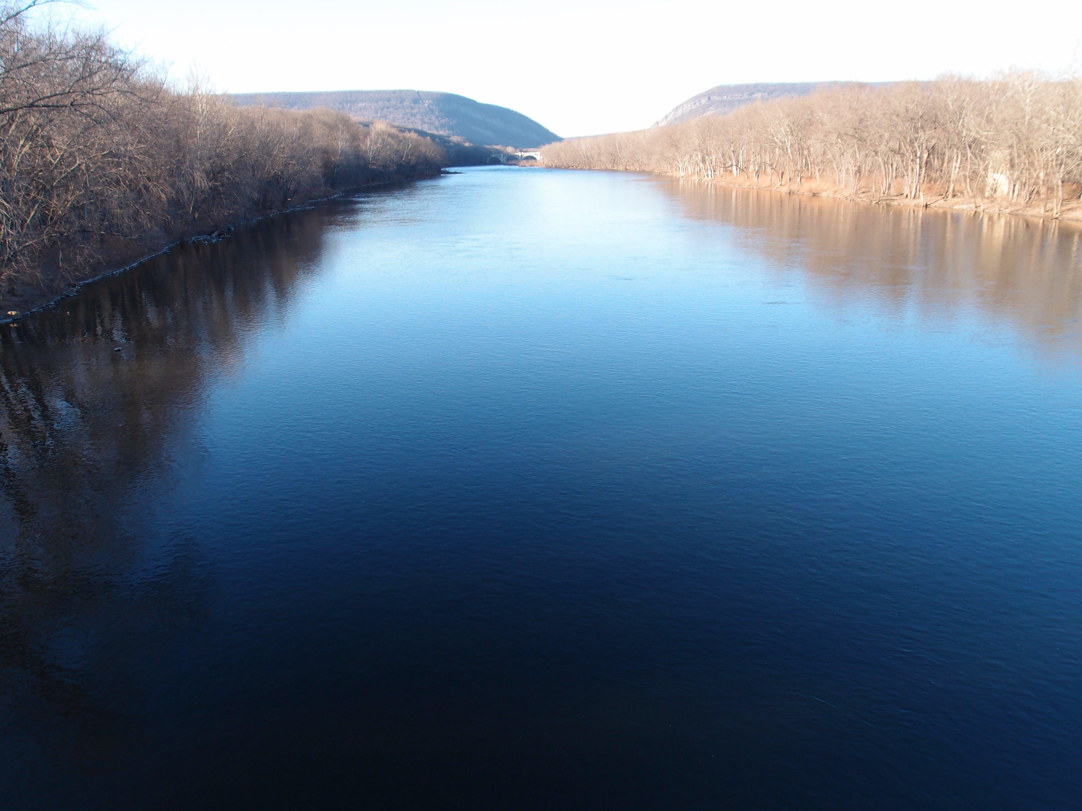 Free stock photo of Delaware river, river