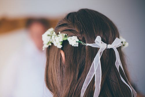 White Flower Lace