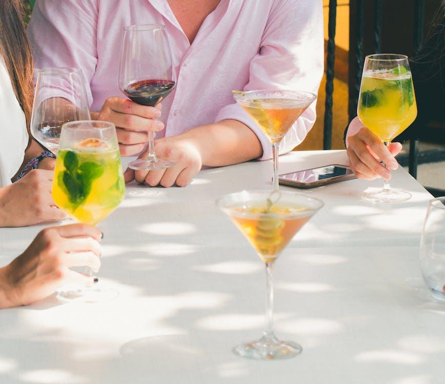 alkohol, alkoholisches getränk, bar