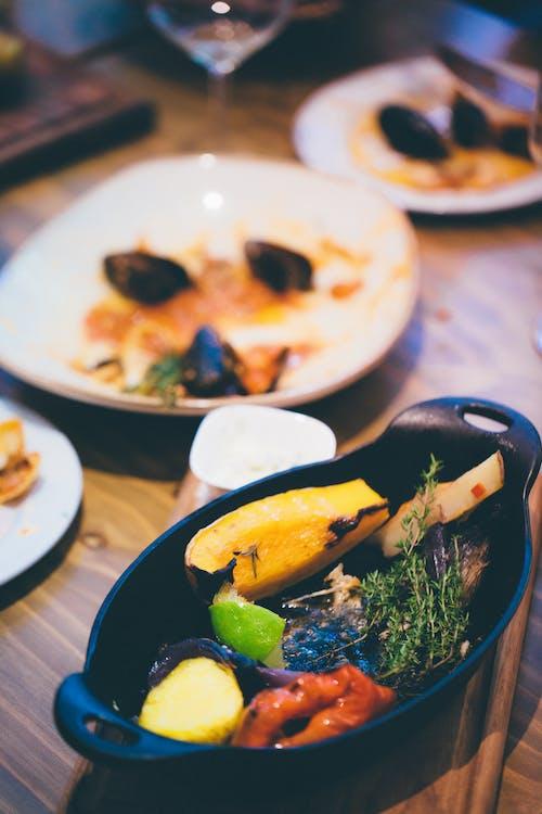 Безкоштовне стокове фото на тему «їжа, апетитний, Деревина, овочі»