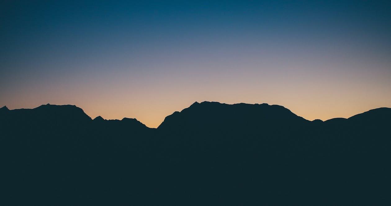 auringonlasku, luonto, luontoäiti