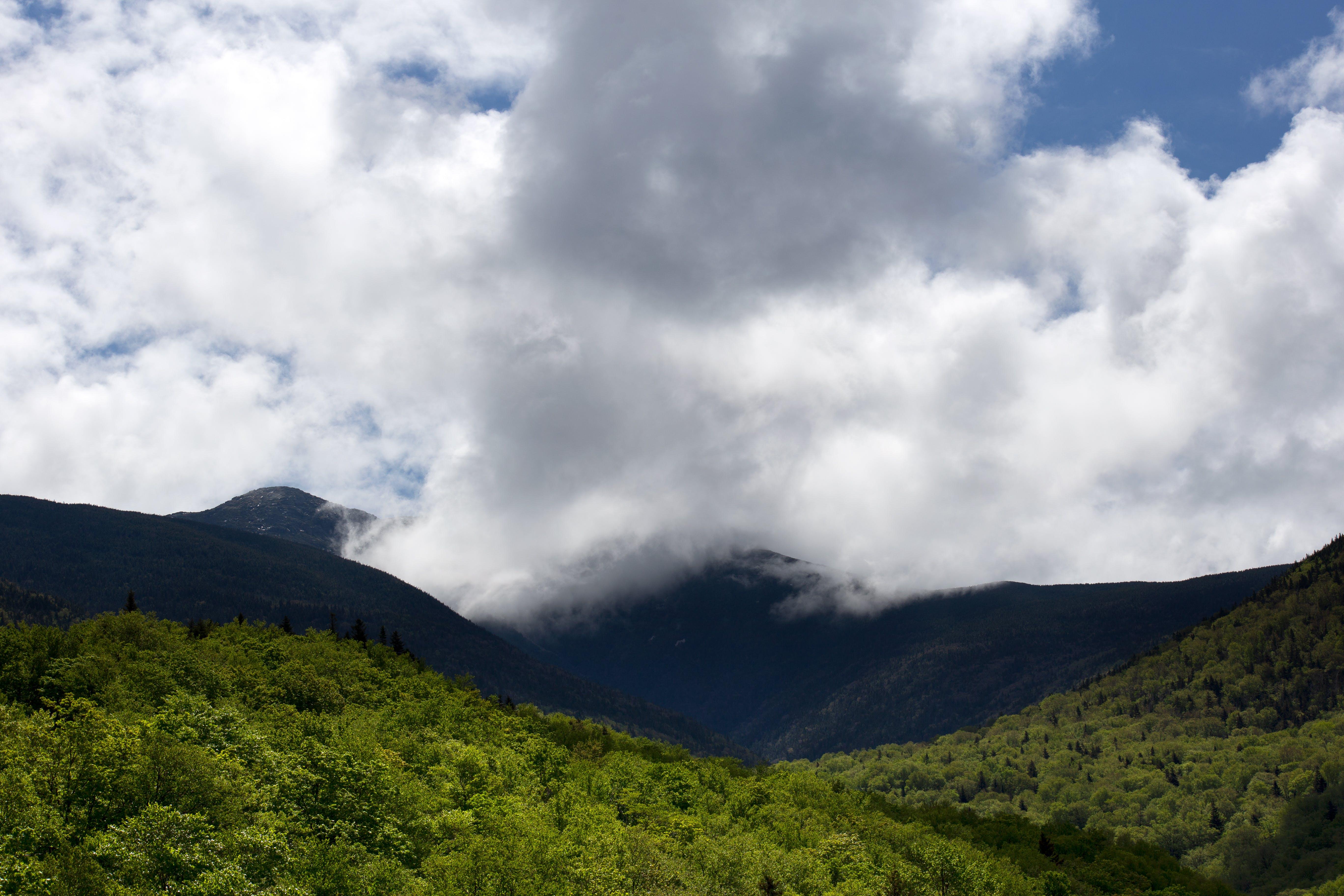 Kostnadsfri bild av dagsljus, dal, dimma, kulle