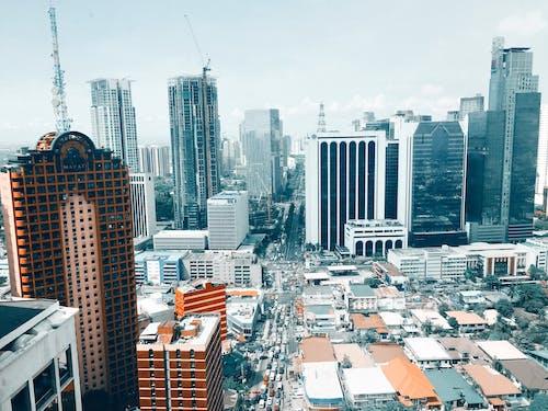 Free stock photo of asia, building, city view, concrete