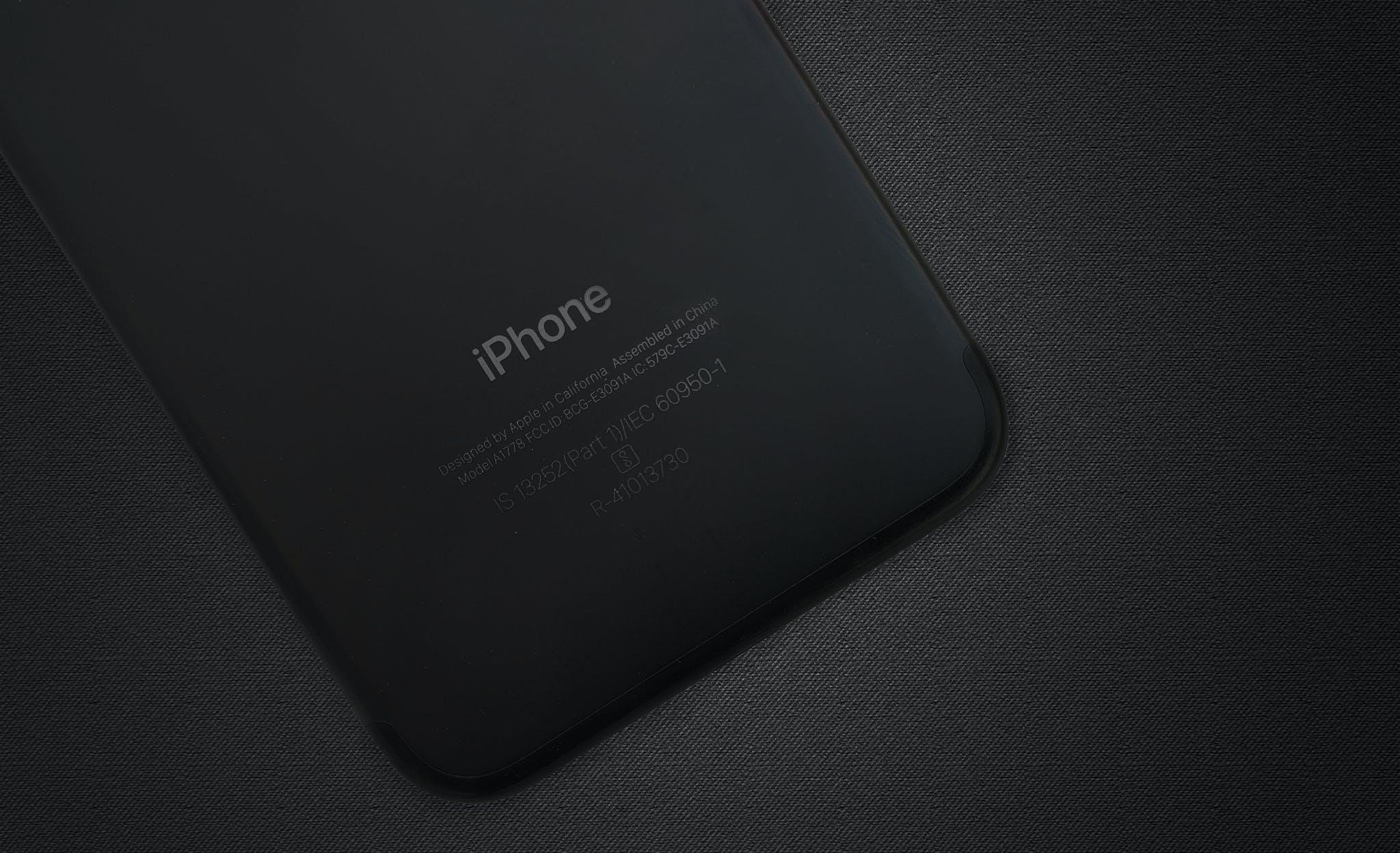 Free stock photo of beauty, dark, gadget, iphone
