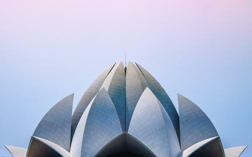 Gratis stockfoto met aanbidden, architectuur, Delhi, futuristisch