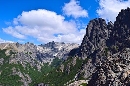 山岳, 岩, 日光, 標高の無料の写真素材