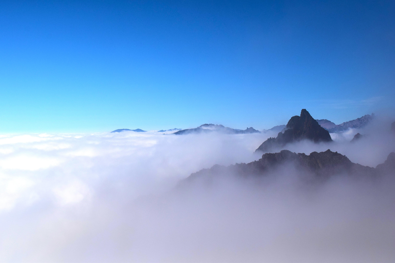경치, 경치가 좋은, 구름, 높은의 무료 스톡 사진