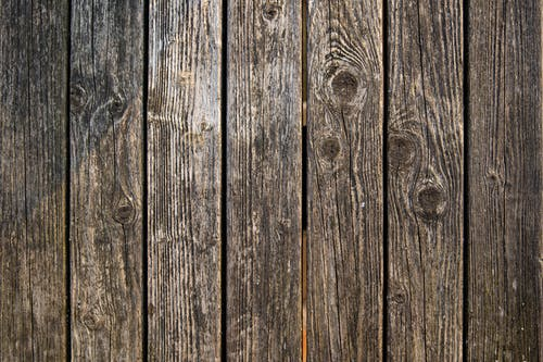 Brown Wood Plank Closeup Photo