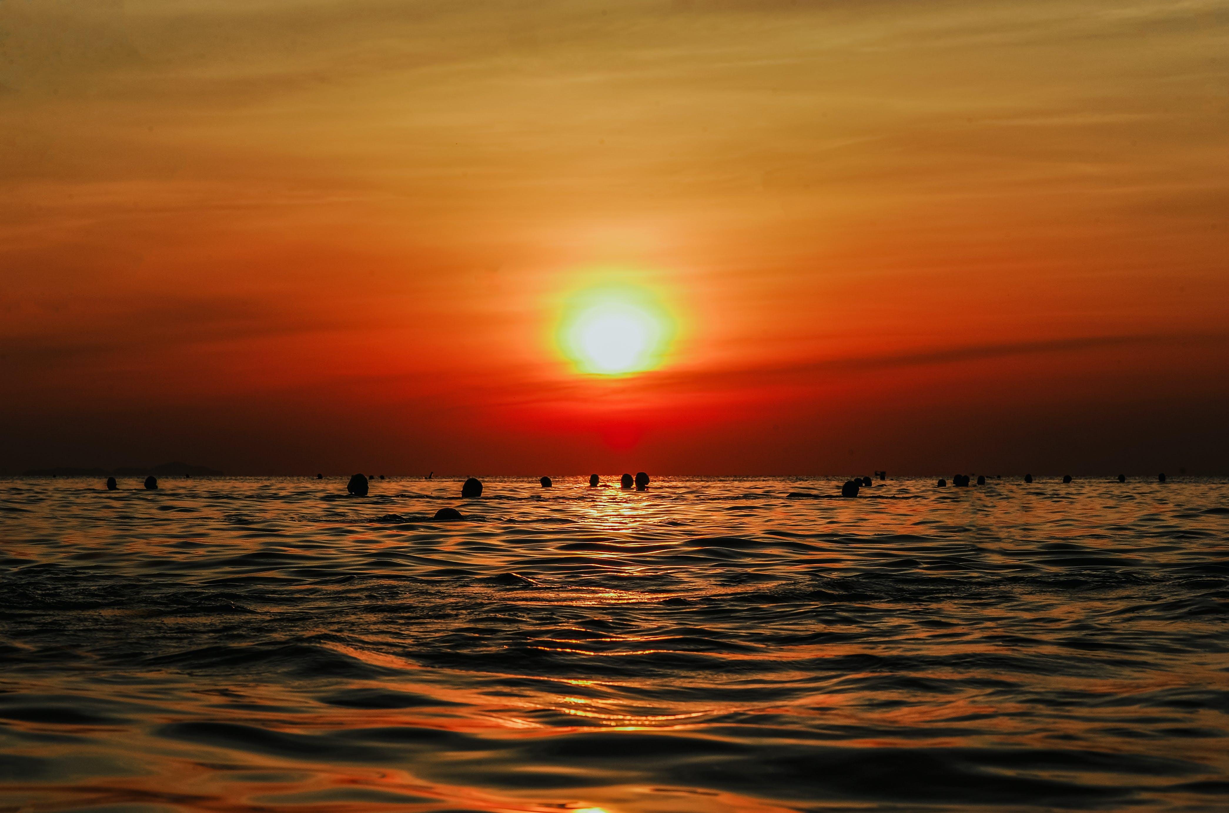 Sea Under Sun