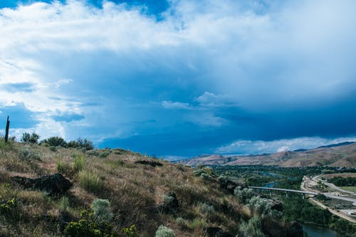 Ilmainen kuvapankkikuva tunnisteilla luonto, maaseudun, maaseutu, mäet