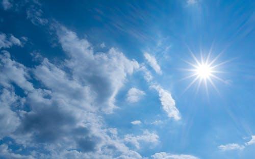 Photo of Sun and Sky