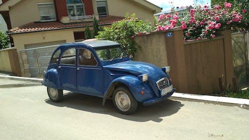 自動, 舊車, 雪鐵龍 的 免费素材照片