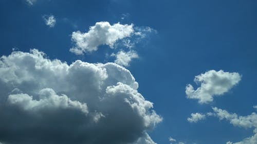 Бесплатное стоковое фото с голубое небо, небо, солнечный
