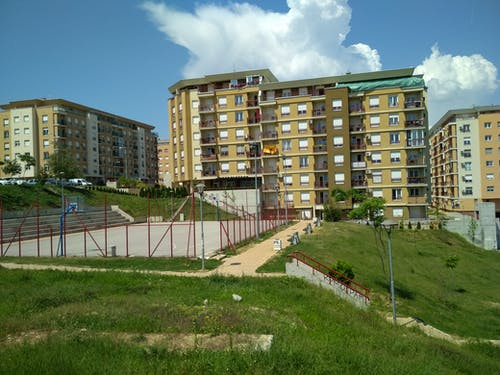 城市, 城鎮, 建筑。市, 房子 的 免费素材照片