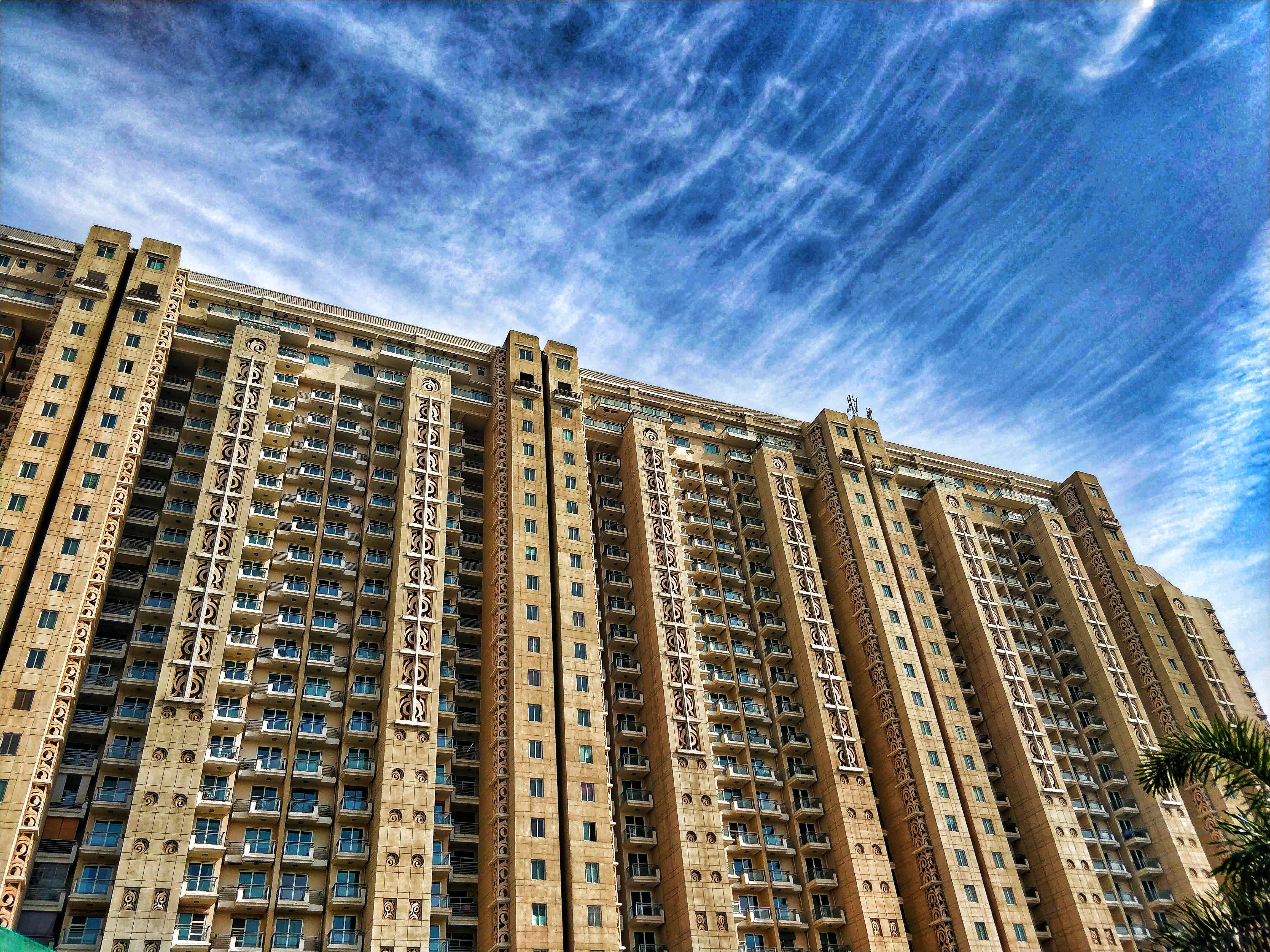 apartments, architektur, architekturdesign