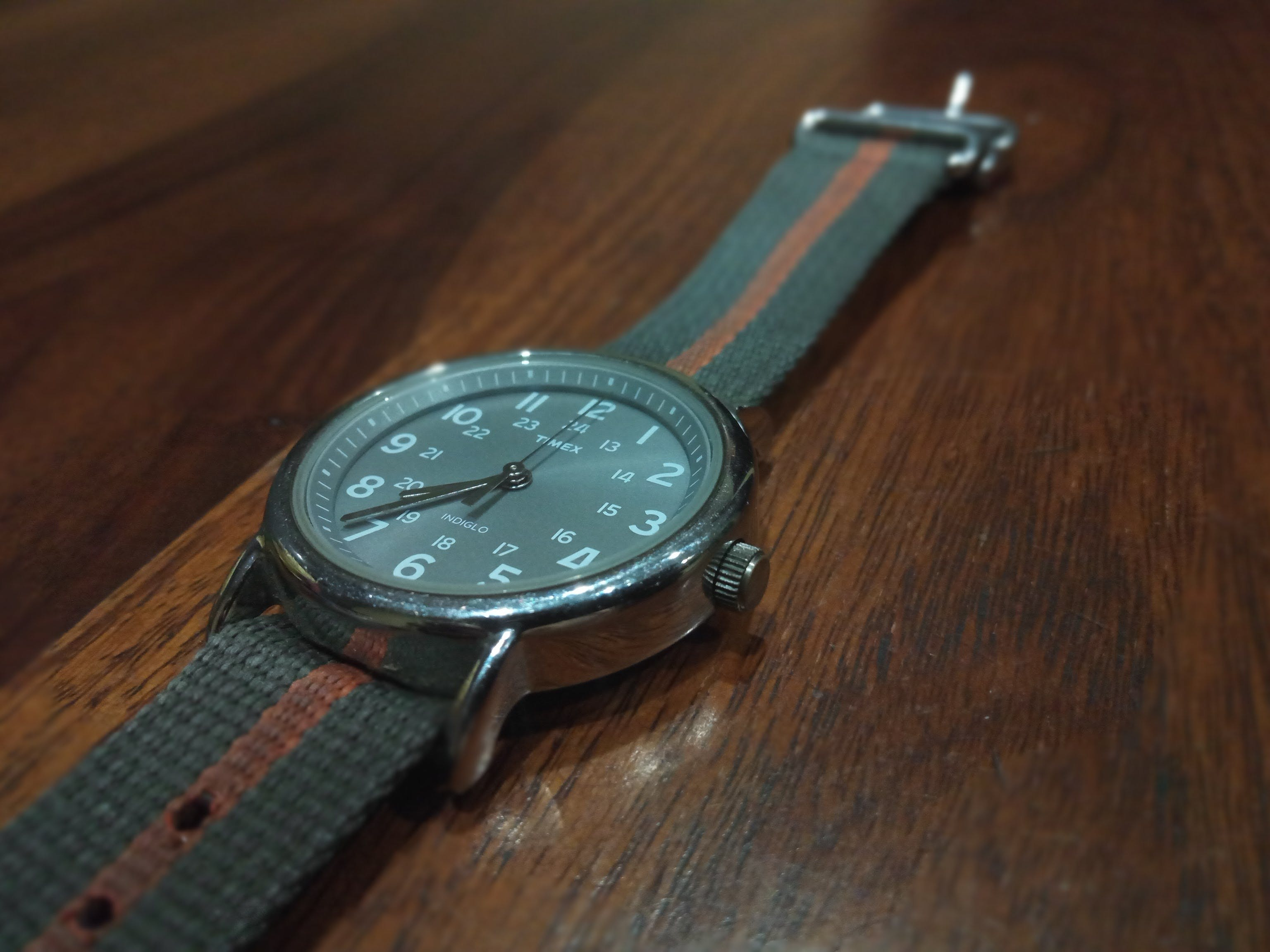 Free stock photo of Analog watch, brown, dial, grey