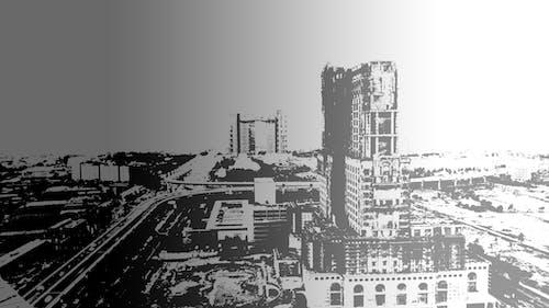 大酒店, 屋頂, 旅館 的 免費圖庫相片