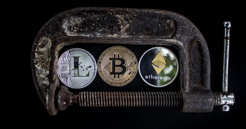 Photos gratuites de bitcoin, concept, devise, ethereum