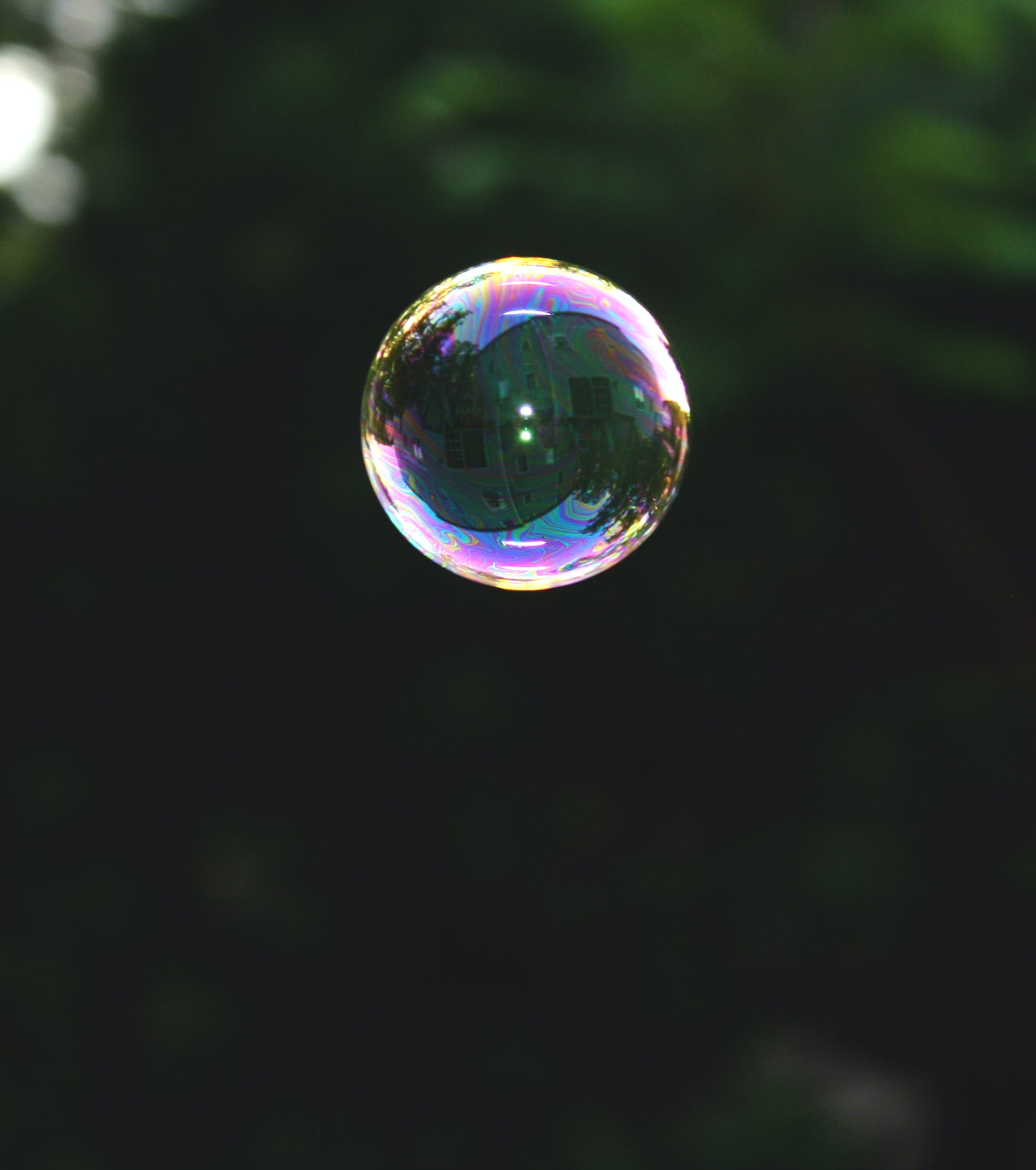 Free stock photo of bubble