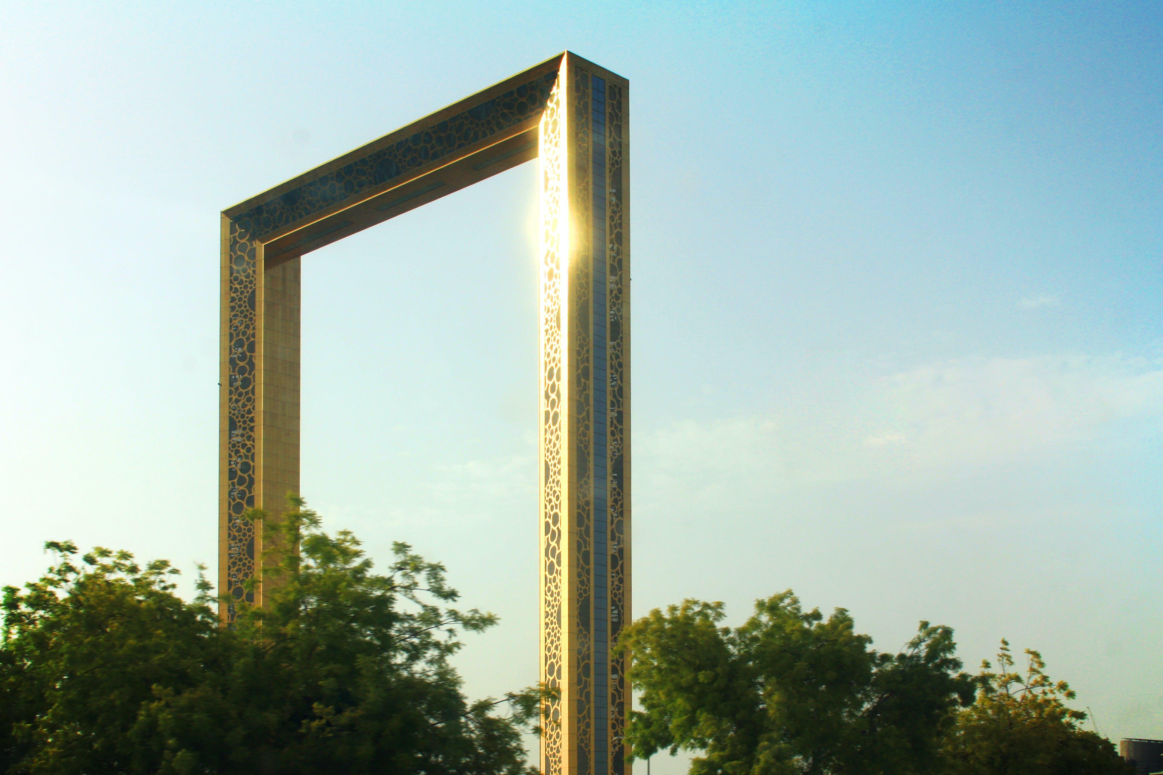 Základová fotografie zdarma na téma #frame #dubai