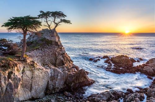 Fotobanka sbezplatnými fotkami na tému cyprus, dlhá expozícia, jasná obloha, kývať