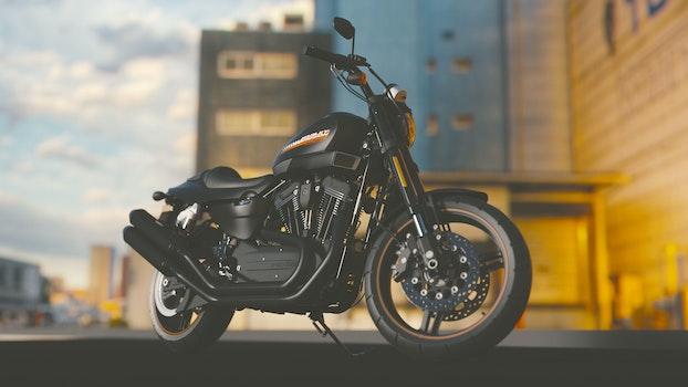 Free stock photo of bike, motorbike, motorcycle, Honda