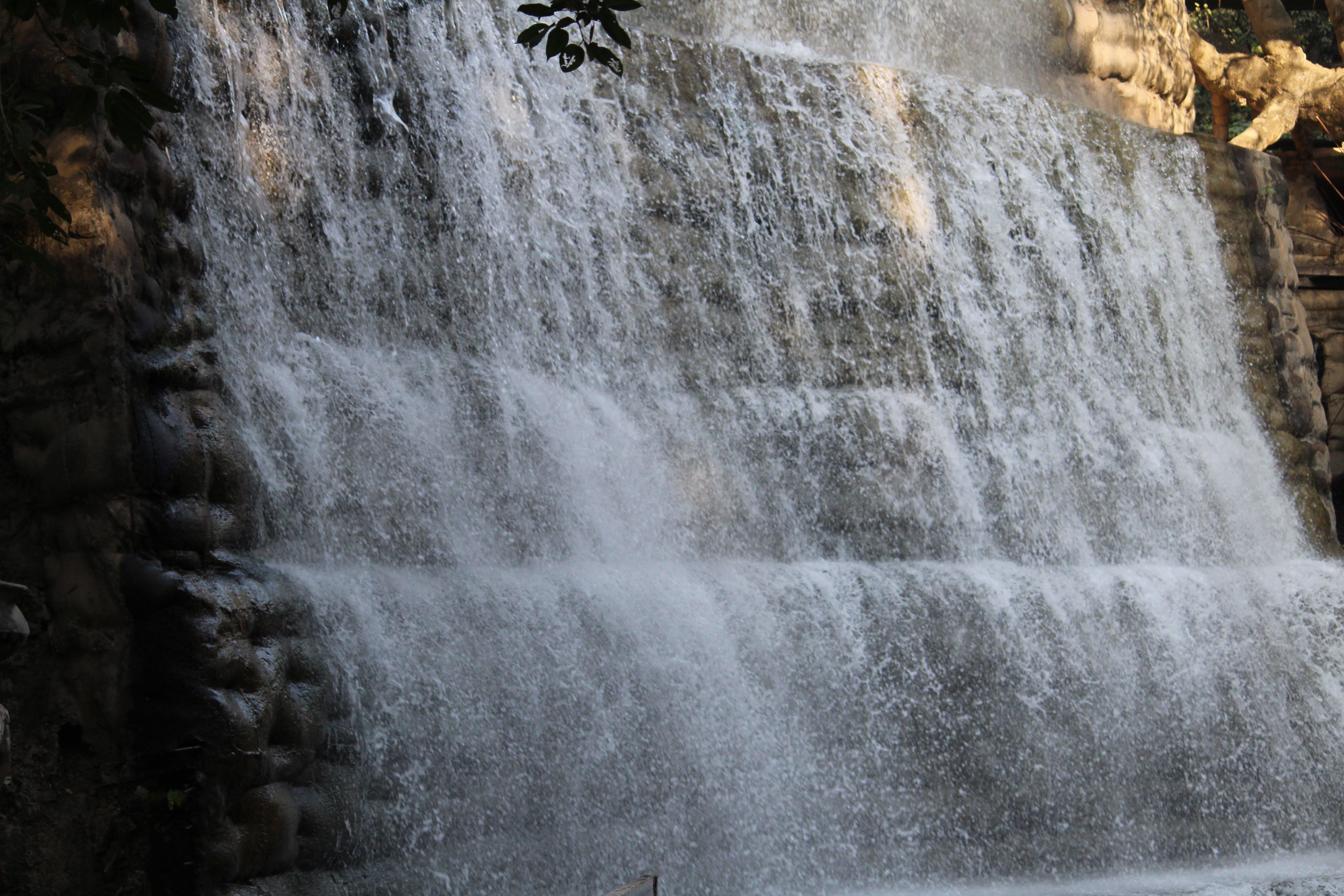 Free stock photo of fall, waterfall